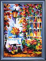 Набор для вышивки бисером Вечерний сад БФ 322