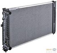 Радиатор Audi A4 95-01, A6 98-01 МКПП