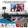 Смарт ТВ приставка A95X Pro 2.4G Voice Control 2G + 16G, фото 9
