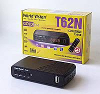 Цифровой эфирный приемник World Vision T62N DVB-T2