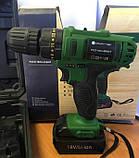 Шуруповерт ударный аккумуляторный Craft-tec PXCD-182Li-impact, фото 2