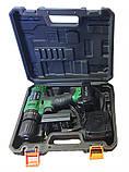 Шуруповерт ударный аккумуляторный Craft-tec PXCD-182Li-impact, фото 3