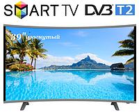 """LED  Телевизор JPE 39"""" (99см)  E39DU1000 Smart HD Изогнутый"""
