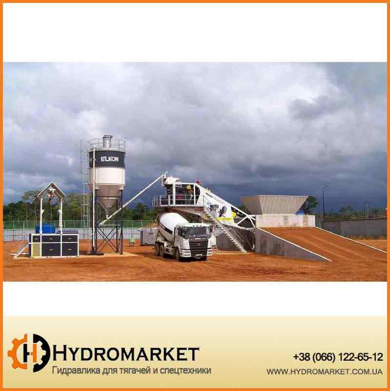 Мобильный бетонный завод MOBILE MASTER-30 Elkon