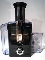 Соковыжималка Schtaiger SHG-716, емкость для сока, 800Вт, 2 режима.