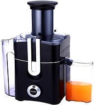 Соковыжималка Schtaiger SHG-716, емкость для сока, 800Вт, 2 режима., фото 2