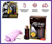 Жидкое стекло Willson Silane Guard | Покрытие-полироль для автомобиля | Силановая защита