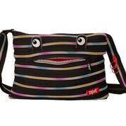Сумка Zipit Monsters цвет Black&Rainbow Teeth (черный)