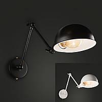 Настенно-потолочный светильник [ Color Series Vintage Loft ]  ( VL- 5 чёрный / белый ), фото 1