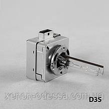 Лампа ксенон Yeaky D3S +50% 4300K (колбы APL + Philips UV), фото 2