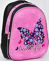 Школьный рюкзак для девочки Бабочка, фото 1