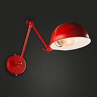 Настенно-потолочный светильник [ Color Series Vintage Loft ]  ( VL- 5  красный ), фото 1