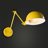 Настенно-потолочный светильник [ Color Series Vintage Loft ]  ( VL- 5  жёлтый ), фото 1