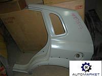 Крыло заднее левое Hyundai Tucson 2004-2013 (JM), фото 1
