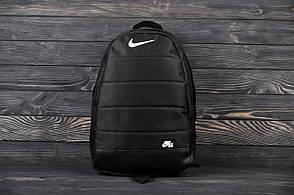 Городской спортивный рюкзак в стиле Nike Air черный, фото 2