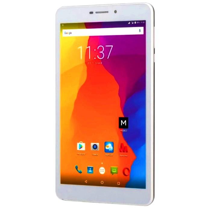 Планшет Nomi С070010 1/16Gb White 2 SIM