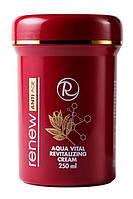 Антивозрастной солнцезащитный увлажняющий крем Aqua Vital Revitalizing Cream, 250 мл
