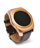 Умные часы UWatch 912 бронзовые