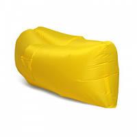 Надувной диван-гамак AIRLOCK Желтый