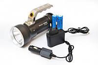 Фонарик переносной (прожектор) с зумом Bailon Police BL T801