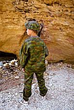 Детский камуфляж игровой костюм для мальчиков Следопыт цвет Флора, фото 3