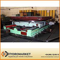 Поворотный стол НС - 3В грузоподъемностью 50 тонн Тяжстанкогидропресс