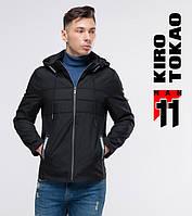 11 Kiro Tokao | Ветровка весенне-осенняя 2052 черная