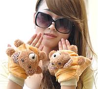 Оригинальный перчатки женские