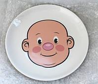 Тарелка детская 22см BOY FOOD Fred FFACE