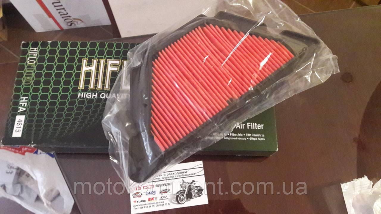 Фильтр воздушный HiFloFiltro  HFA4615,YAMAHA XJ6 Diversion.YAMAHA FZ6R