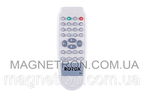 Пульт для телевизора Rotex P81, фото 2