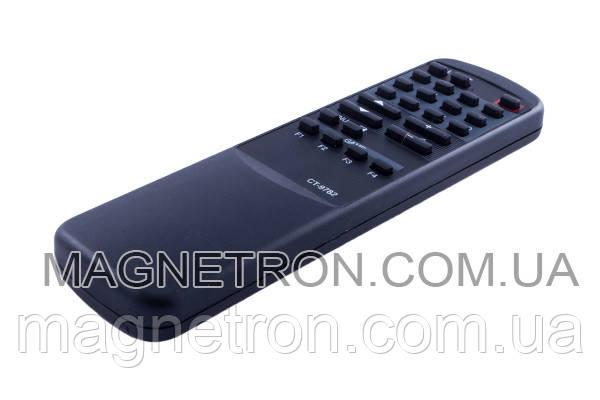 Пульт для телевизора Toshiba CT-9782, фото 2