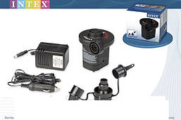 Насос електрический Intex, для всех надувных изделий фирм Intex, BestWay.