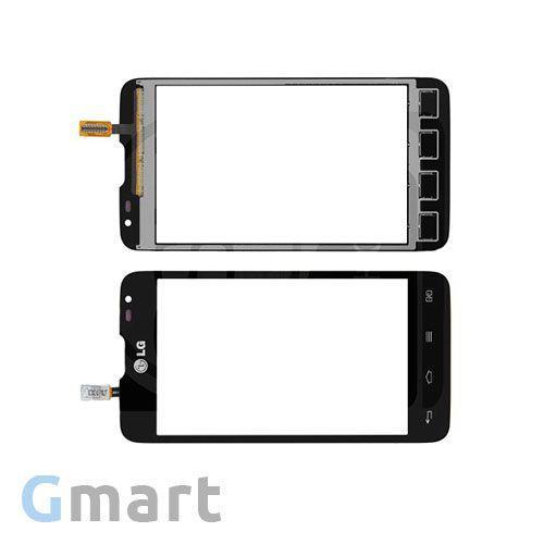 Тачскрин LG D285 L65 Dual черный (сенсорный экран, стекло в сборе)