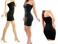 Платье моделирующее фигуру Lipodress Липодресс, корректирующее белье