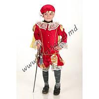 """Детский карнавальный костюм """"Принц красный"""" (21729-1)"""