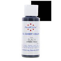 Черный для шоколада, глазури 18 мл Americolor TM