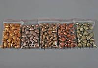 Віск для сургучної печатки Сердечка 14х13х6мм/50шт.