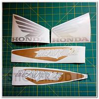 Наклейки на мотоцикл  HONDA NT650V DEAUVILLE