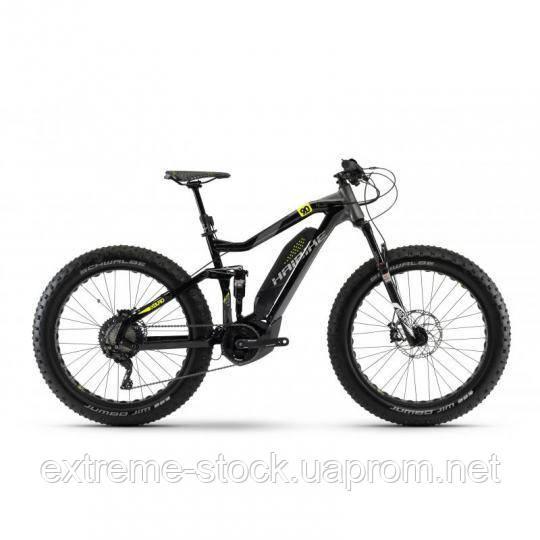 Велосипед Haibike XDURO FullFatSix 9.0 26