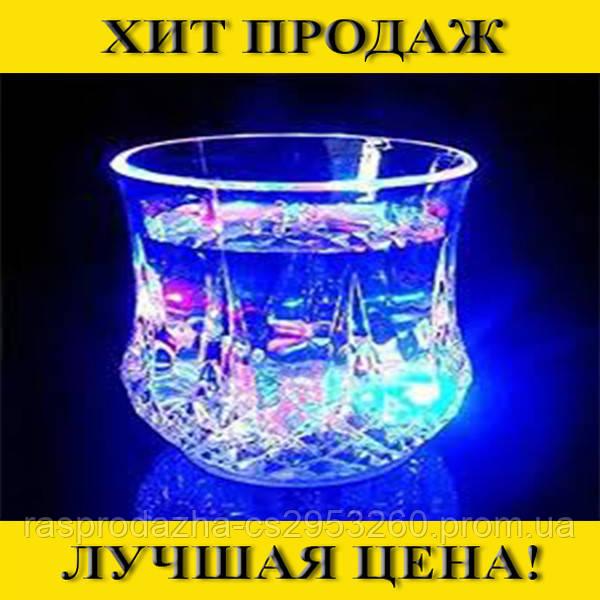 Стакан с подсветкой Color Cup!Спешите Купить