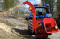 Щеподробилка, щепоруб, щепорез измельчитель Farmi-260 Finland