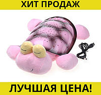 Черепаха светильник звездное небо,музыкальная Snail Twilight!Спешите Купить
