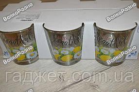 Набор стаканов 6 штук низких 260 мл