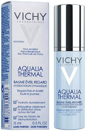 Бальзам для кожи вокруг глаз Пробуждающий Vichy Aqualia Thermal Awakening Eye Balm