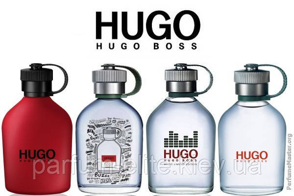 мужская туалетная вода Hugo Boss Hugo Man Music Limited Edition