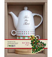 Новогодний набор для чайной церемонии 5пр.