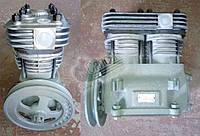 Компр. 2-х цил.(со шкивом 320л/м) МАЗ,КРАЗ, Т-150 (БЗА). ПК-310