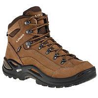 Ботинки зимние Renegade Gore-Tex Lowa женские, коричневые