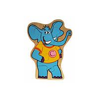 """Животные-пазлы средние """"Слон""""."""